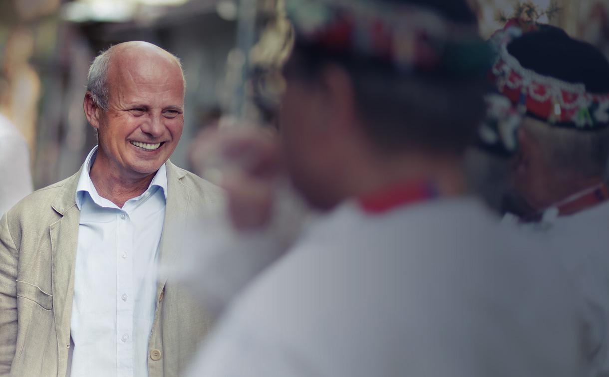 Michal Horáček proč kandiduji